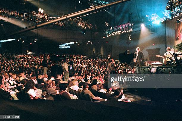 Episode 1373 -- Air Date -- Pictured: host Jay Leno onstage May 4, 1998 -- Photo by: NBCU Photo Bank