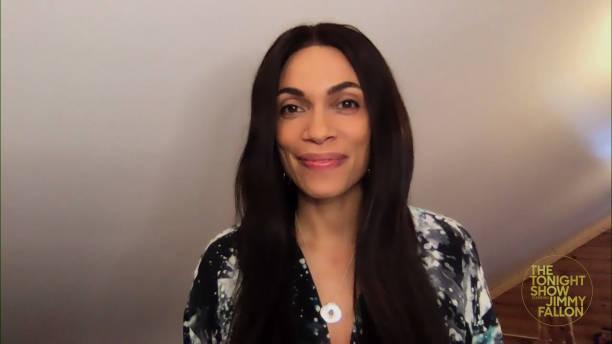 "NY: NBC's ""Tonight Show Starring Jimmy Fallon"" with guests Rosario Dawson, Daveed Diggs, AMANDA SHIRES ft. JASON ISBELL"