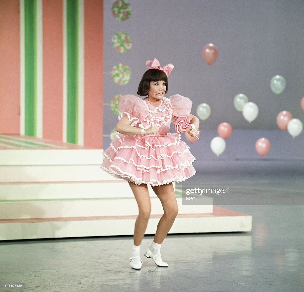 SHOW -- Episode 14 -- Air Date -- Pictured: Nanette Fabray singing 'Doin' The New Dow Low' -- Photo by: Gary Null/NBCU Photo Bank