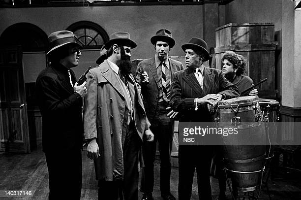 LIVE Episode 14 Air Date Pictured Desi Arnaz Jr as Youngblood Dan Aykroyd as Eliot Ness Chevy Chase as Andrew sidekick Desi Arnaz as Raoul Nitti...
