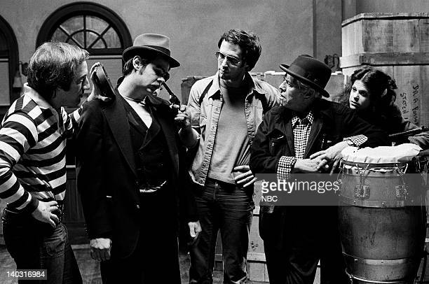 LIVE Episode 14 Air Date Pictured Unknown Dan Aykroyd as Eliot Ness Chevy Chase as Andrew sidekick Desi Arnaz as Raoul Nitti Gilda Radner as Lucy...
