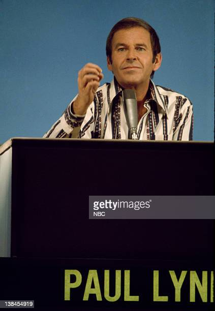 SQUARES Episode 14 Aired 10/21/73 Pictured Paul Lynde