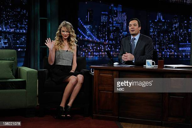 FALLON -- Episode 140 -- Airdate -- Pictured: Singer Taylor