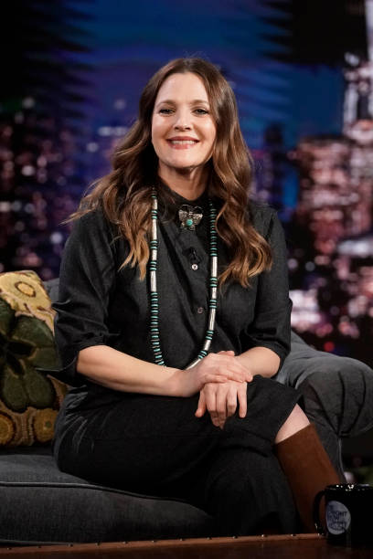 "NY: NBC's ""Tonight Show Starring Jimmy Fallon"" with guests 	Drew Barrymore, Talib Kweli, NILÜFER YANYA"