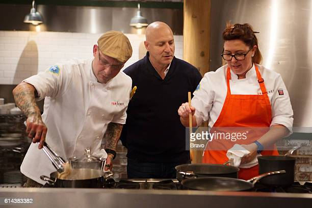 Jamie Lynch Tom Colicchio Annie Pettry
