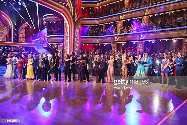 STARS Episode 1401 This season's spectacular new cast of celebrities brought the glamour the glitter and most importantly the savvy dance moves...