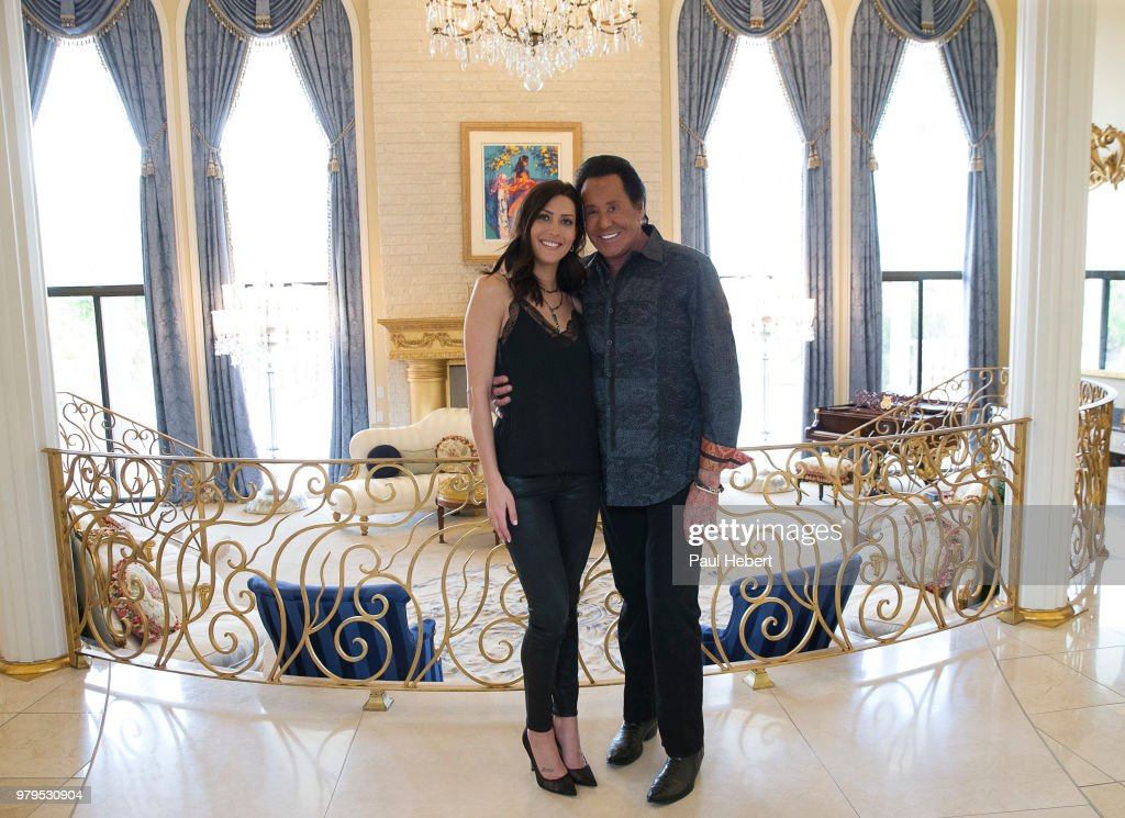 THE BACHELORETTE - 'Episode 1405' - Becca has reached the halfway point in her search to find her soul mate and what better place for her to try her luck than in Las Vegas. Colton and Becca explore the vast desert from an unusual vantage point. Nine fortunate bachelors get the kick of a lifetime, visiting iconic entertainer Wayne Newton and his wife at their lavish estate. He challenges them to write new lyrics for his classic hit 'Danke Schoen,' showcasing their love for Becca, and then sing them in front of a live audience. The dreaded two-on-one date features David and Jordan in an intense showdown. What bachelors will find they have run out of luck - and roses? Find out on 'The Bachelorette,' MONDAY, JUNE 25 (8:00-10:01 p.m. EDT), on The ABC Television Network. NEWTON
