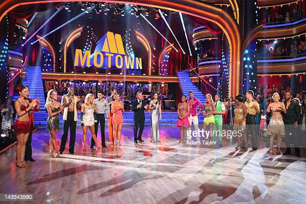 STARS Episode 1406 This week's episode of Dancing with the Stars presented a Motown special with live performances from Motown legends Smokey...