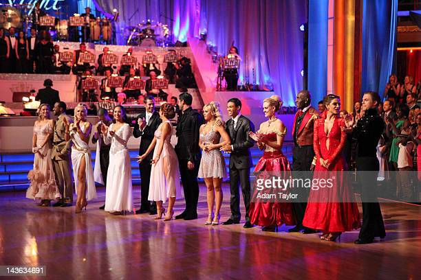 STARS 'Episode 1407' The seven remaining couples competed to famous pieces of classical music and returned to the ballroom floor later in the night...