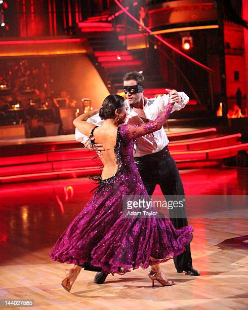 STARS 'Episode 1408' During the Trio dance a 'DWTS' first each couple was allowed to add an extra professional dancer to their routine The second...
