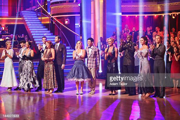 STARS Episode 1408 The competition heated up as the remaining six couples hit the ballroom with two rounds of competitive dance performances a...
