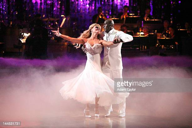 STARS 'Episode 1409' After last week's nerveracking double elimination the four remaining couples faced off in the semifinals of 'Dancing with the...