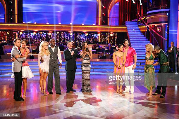 STARS Episode 1409 After last week's nerveracking double elimination the four remaining couples faced off in the semifinals of Dancing with the Stars...