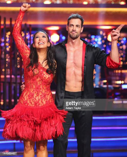 STARS 'Episode 1410' In the final onehour performance show each of the couples competed in two dances All three couples had the chance to show their...