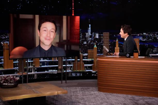 "NY: NBC's ""Tonight Show Starring Jimmy Fallon"" with guests Joseph Gordon-Levitt, Phoebe Robinson, CELESTE"