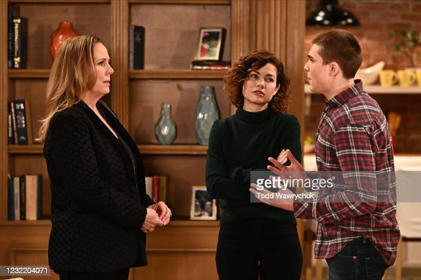 """Episode 14689 - General Hospital"""" airs Monday-Friday, on ABC . GENIE FRANCIS, REBECCA HERBST, WILLIAM LIPTON"""