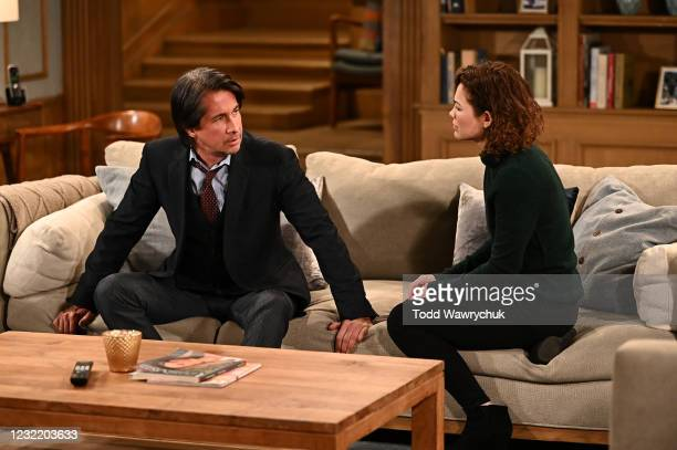 """Episode 14689 - General Hospital"""" airs Monday-Friday, on ABC . MICHAEL EASTON, REBECCA HERBST"""