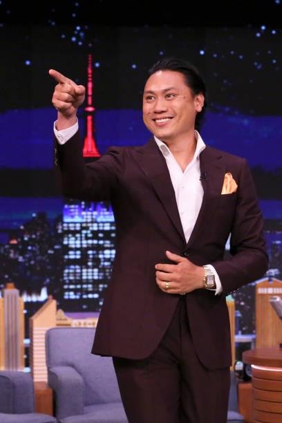 "NY: NBCs ""Tonight Show Starring Jimmy Fallon"" with guests Kathryn Hahn, Jon M. Chu, POLO G"