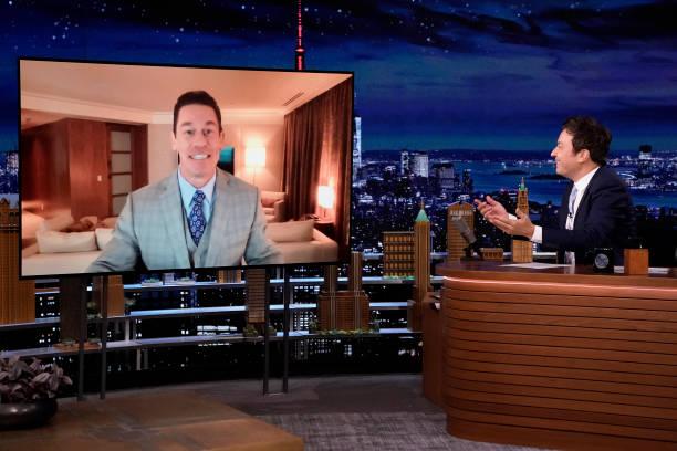 "NY: NBCs ""Tonight Show Starring Jimmy Fallon"" with guests John Cena, Henry Winkler, MAJID JORDAN"