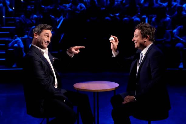 "NY: NBCs ""Tonight Show Starring Jimmy Fallon"" with guests Jon Hamm, Ozuna, Comedian Rojo Perez"