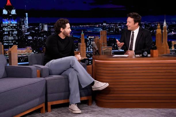 "NY: NBCs ""Tonight Show Starring Jimmy Fallon"" with guests BTS, Édgar Ramírez, BTS"
