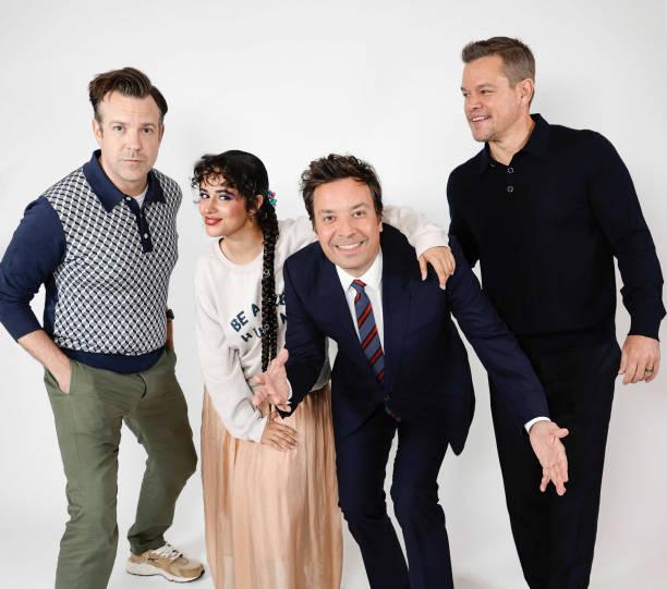 "NY: NBC's ""Tonight Show Starring Jimmy Fallon"" with guests Matt Damon, Jason Sudeikis, CAMILA CABELLO"