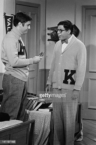 SHOW Episode 15 Aired Pictured Jack Jones Jerry Lewis as Sidney in Thoroughly Modern Sidney sketch Photo by Fred Sabine/NBCU Photo Bank