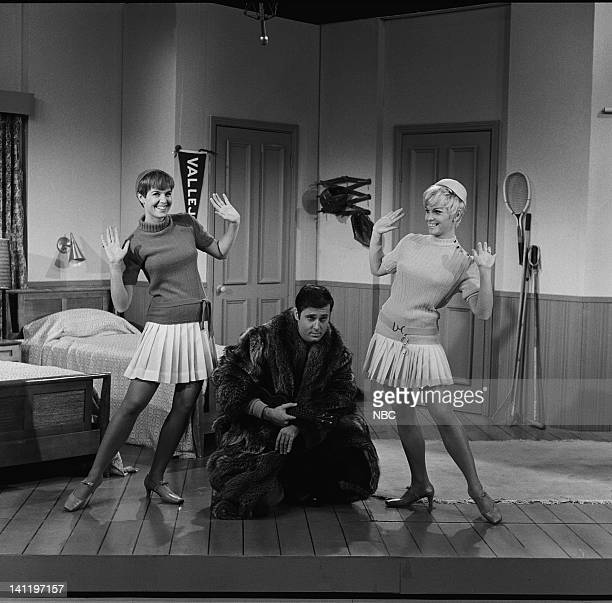 SHOW Episode 15 Aired Pictured Jack Jones Thoroughly Modern Sidney sketch Photo by Fred Sabine/NBCU Photo Bank