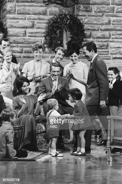 Claudine Longet wife Andy Williams and the Williams family