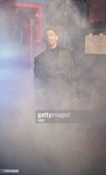 Episode 1503 -- Pictured: Boxer Prince Naseem Hamed on December 4, 1998 --
