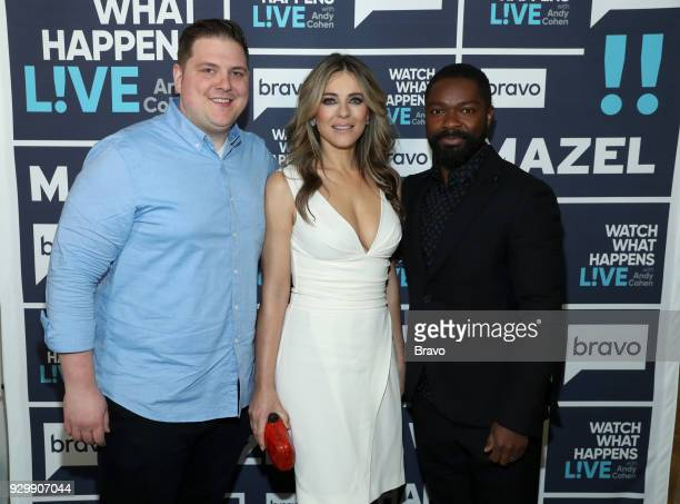 Joe Flamm Elizabeth Hurley David Oyelowo