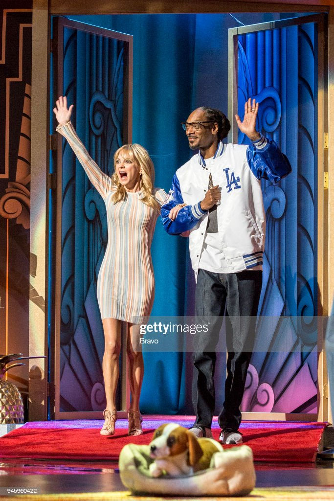 Anna Faris, Snoop Dogg --