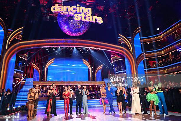STARS 'Episode 1508' Monday night's performance show on 'Dancing with the Stars AllStars' included two rounds of competition for the seven remaining...