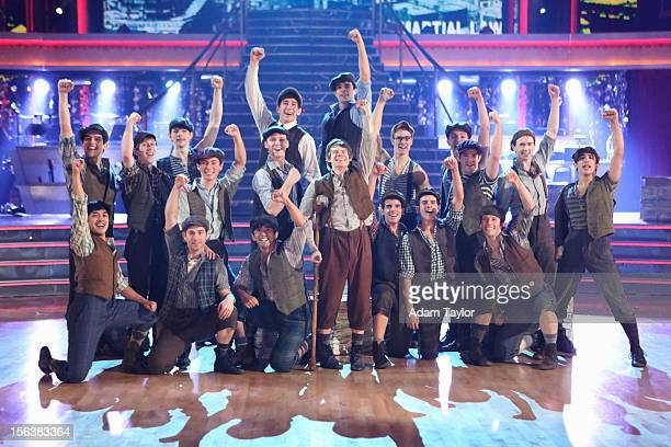 """Episode 1508A"""" - The 4th """"Macy's Stars of Dance"""" performance of the season came from the amazing cast of Disney's smash new Broadway musical,..."""