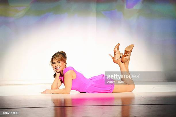 SHOW Episode 1509A Legendary performer and world famous choreographer Paula Abdul returned to the ballroom to perform in our final Macy's Stars of...