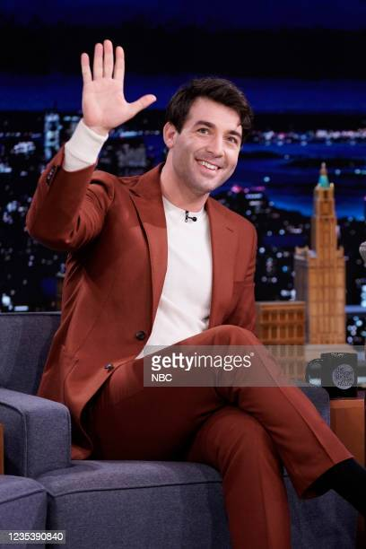 Episode 1518 -- Pictured: Actor James Wolk during an interview on Monday, September 20, 2021 --