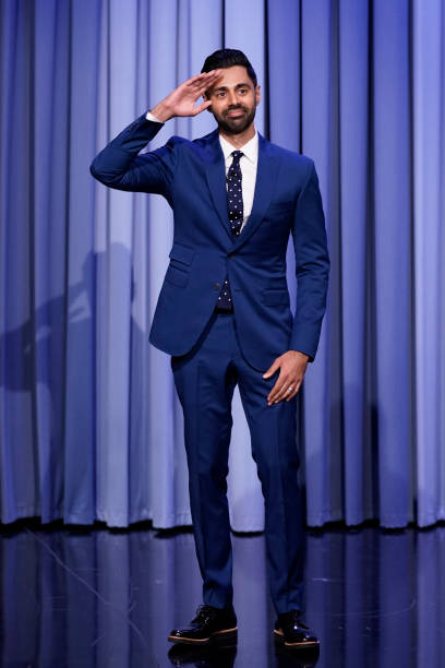 "NY: NBC's ""Tonight Show Starring Jimmy Fallon"" with guests Hasan Minhaj, James Wolk, MEEK MILL"