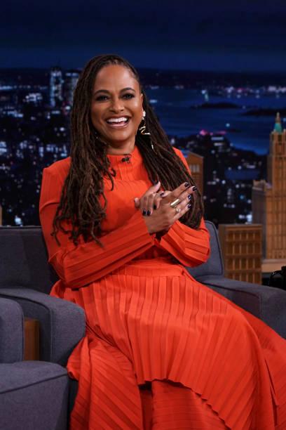 """NY: NBC's """"Tonight Show Starring Jimmy Fallon"""" with guests Elton John, Ava DuVernay, WALKER HAYES"""