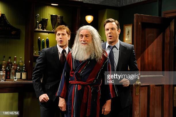 LIVE Episode 1584 'Robert De Niro' Pictured