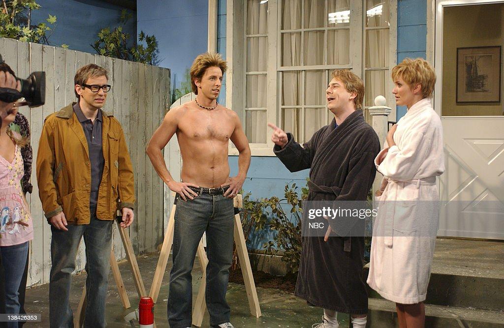 Fred Armisen As Paul Dimeo Seth Meyers As Ty Pennington Chris