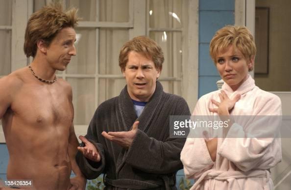 Seth Meyers As Ty Pennington Chris Parnell As Gary Harris Cameron