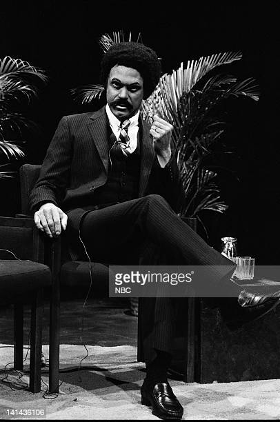 Joe Piscopo as Jesse Jackson during the 'TV's FoulUps Bleeps Blunders Bloopers Practical Jokes and Political Debates' skit on April 7 1984 Photo by...