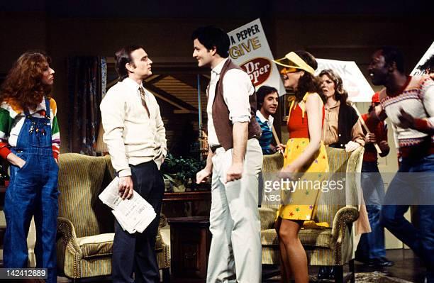 Laraine Newman as Jennifer Klein Brian DoyleMurray as Mr Klein Bill Murray as Steve Gilda Radner as Pepper Garrett Morris as Pepper during the...