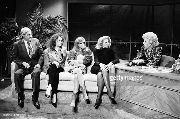 Randy Quaid as Ed McMahon Joan Cusack as Jane Fonda Catherine Oxenberg as Brigitte Bardot Nora Dunn as Catherine Deneuve Terry Sweeney as Joan Rivers...