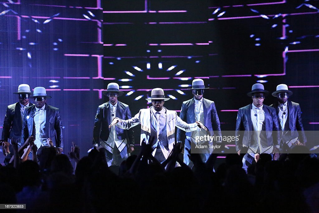 SHOW - 'Episode 1606A' - The show featured music by seven-time GRAMMY Award winner will.i.am performing his current single, '#thatpower,' on 'Dancing with the Stars the Results Show,' TUESDAY, APRIL 23 (9:00-10:01 p.m., ET), on ABC.