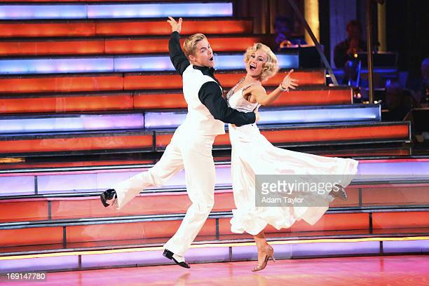 STARS Episode 1610 In the final twohour performance show the remaining couples competed in three rounds of dance In the first round each couple took...