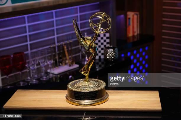 Episode 16146 -- Pictured: Emmy Award --