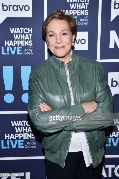Episode 16170 -- Pictured: Julie Andrews --
