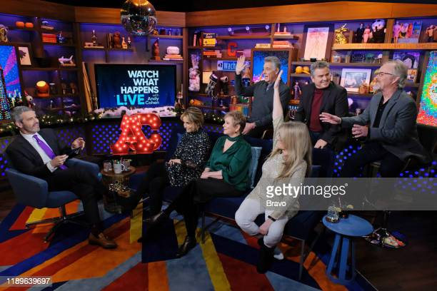 Andy Cohen Maureen McCormick Eve Plumb Barry Williams Susan Olsen Christopher Knight Mike Lookinland