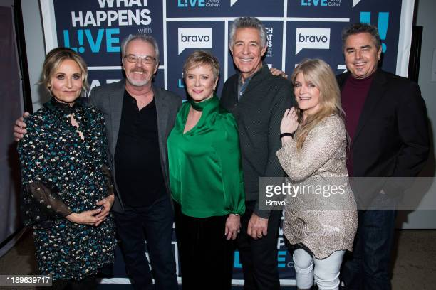 Maureen McCormick Mike Lookinland Eve Plumb Barry Williams Susan Olsen Christopher Knight